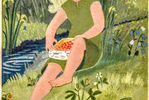 EINO RAPP / Taidemaalari syntynyt 1902 ja kuollut 1953 Helsingissä.
