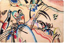 """#KandiskySciamano / GAmm Giunti porta in Italia la Russia di Wassily Kandinsky: dal 29 marzo al 06 luglio 2014 ve la racconteremo nella mostra """"Kandisky. L'artista come sciamano"""" allo Spazio Arca di Vercelli."""
