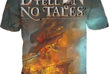 Dead Men Tell No Tales! Poster..