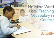 Reading and Language Arts / Exploring best practices for Reading and Language Arts in Education