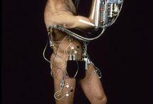 stelarc -siborg- performans