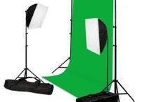 Green screen kits