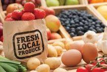 Area Farmer's Markets