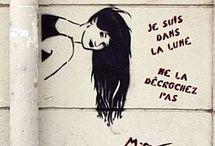 Art urbain - Miss.Tic