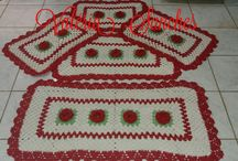 Meus  trabalhos  em crochê....
