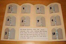 dez mandamentos crianças