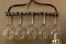Glasholder