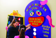 Scholastic Book Fairs: Monster Book Fair - Pre-K/ES / Kick your book fair off in style using our Fall 2015 theme!