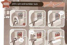 LOCKS & HACKS