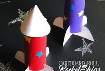 Crafts Toilet Paper Rolls