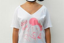 'THIRD ROCK' collection - for ladies / T-shirts numeradas com estampas exclusivas! Colecione http://www.agentestampa.iluria.com