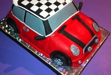 Novelty Cakes. / Cakes to make myself or have made. / by ukgirlinusa (Ni'zhoni)