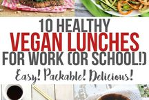 10 healthy vegan lunches