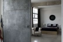 concrete polished