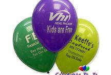Personalised Balloons and Banner