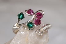 Hook, Line and Sinker Creations / Some samples of my jewelry designs
