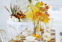 FALL: Cozy Decor Ideas / Fall decorating ideas for indoors and out!