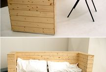 Living in Small Spaces / Ideas for small space living / by Vida Dulce by Kristen