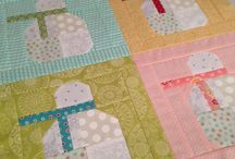 Bee In My Bonnet Quilts / by Nedra Sorensen