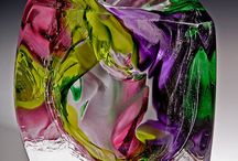 Glass & Crystal Beauties