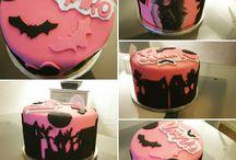Festa de aniversario da chica vampiro