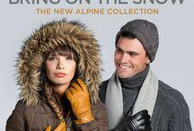 Apres-Ski Gloves from Pratt and Hart