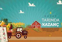 tarlasera Nisan sayısında neler var? / Amatör ve profesyonel tarıma gönül veren herkesin ilgi ile okuyacağı tarım dergisi tarlasera'da bu ay.