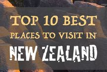 New Zealand Travel Inspiration / Travel tips for New Zealand...best of what to do and see!
