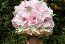 Paper Flower / All about flower made from paper. Triugo ready to feast your eyes with our beautiful paper flower for your BIG day!