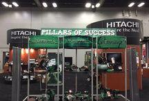 Hitachi Instagram Posts / Highlights of Hitachi Tools posts on Instagram