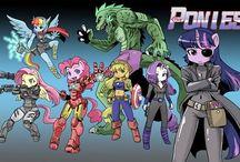 mlp avengers