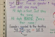 Fifth - Numbers in Base Ten / by Emma Jean