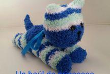 Un baúl de princesas. Muñec@s. / Muñecos hechos a mano para niñ@s de 0 a 99 años
