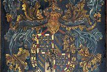 Casa_Borgoña/Ducado Brabante (1079-1494) / El título de duque de Brabante fue creado por el emperador Federico I Barbarroja elevando en 1183/1184 el landgraviato de Brabante en ducado en favor de Enrique I de Brabante, hijo del conde de Lovaina. La sucesión pasa a la casa de Valois-Borgoña en 1406, y posteriormente a la rama principal de Borgoña con Felipe el Bueno en 1430. Por sucesión directa llega al Emperador Carlos V y continua en sus descendientes españoles. Es utilizado también por el heredero de la corona Belga desde 1840.