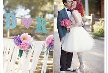 1940s 1950s Vintage Wedding theme / Beautiful images of all things 40s and 50s that would work for a themed vintage wedding
