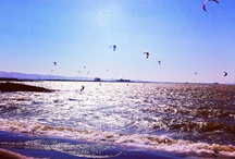 Rivers, Lakes, and Aquatics / From Windsurfing to skim boarding, there is fun in the water all over Sacramento County.