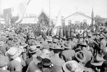 Whanganui Military History / Whanganui's military history from 1840 to present day