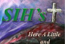 Christ In Hebrews / by SettledInHeaven.org RobBarkman