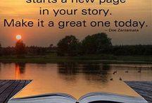 Inspirational Good night & Good morning