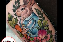 Tattoos - Hanah Elizabeth / Checkout the talented Hanah's tattoos!