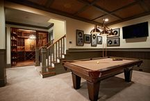 Game Room / by Holly Steen
