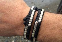 DIY jewellery - bracelet