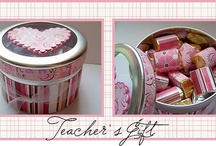 08-Teacher Gifts  / by Konae Jackson Hauser