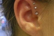 piercings / tatus