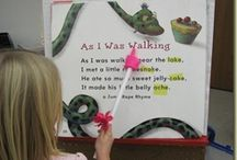 Classroom:  Reading Centers / Things to do or add to a library center in the classroom. / by Kara Allen
