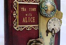 teaparty Alice in wonderland