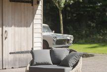ROYAL DESIGN I Rieten Loungemeubelen / Alle meubelen uit de ROYAL DESIGN Collectie zijn uniek, handgemaakt en verkrijgbaar in onze webshop. www.royaldesign.nl