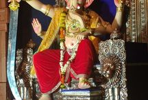 My Ganaraya / It is an collection of ganpati mandal images  http://www.ganaraya.in/