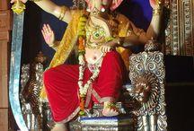 My Ganaraya / It is an collection of ganpati mandal images  http://www.ganaraya.in/