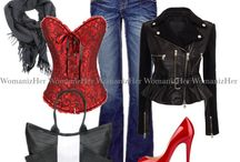 Corset Outfits
